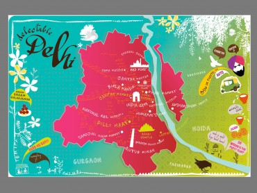 Postcards for India